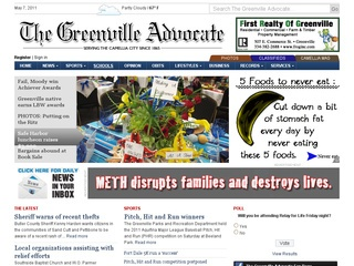 The Greenville Advocate